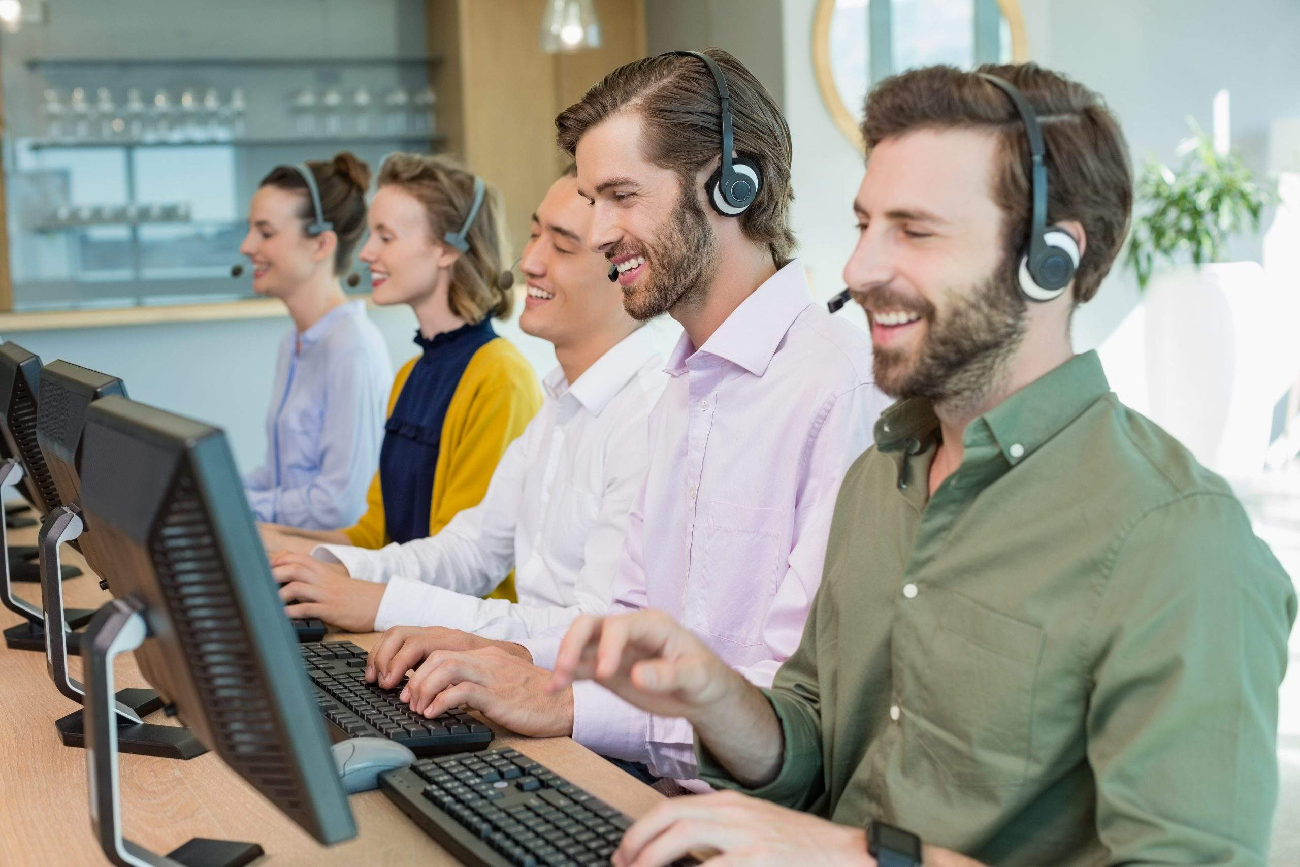 Kundeservice Outsourcing